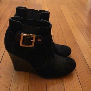 Tory Burch Booties - great condition
